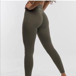 Pants - Brand new ECHT scrunch bum leggings